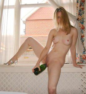 flasche in der muschi 2