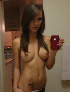 geile freundin nackt selfie snapchat