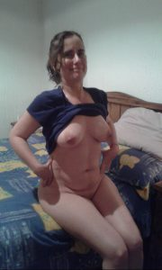 geile nackte frau ehefrau sexy privates nacktbild