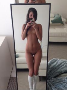 nackt selfie duenne deutsche freundin