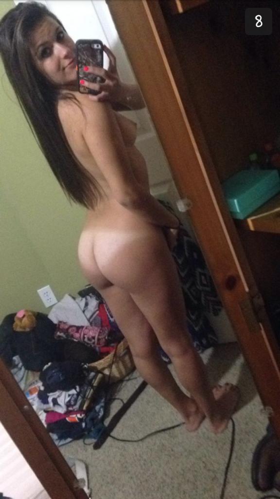 Nackt selfie snapchat Best Pussy