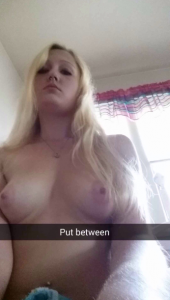 snapchat put between sexy erotik foto