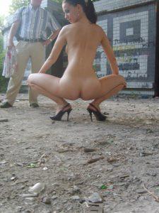 voyeur exhibitionist freundin oeffentliche nacktheit