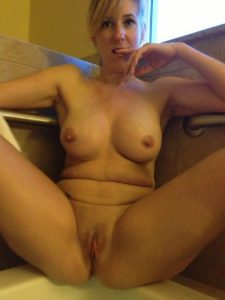 geile milf privates nackt foto