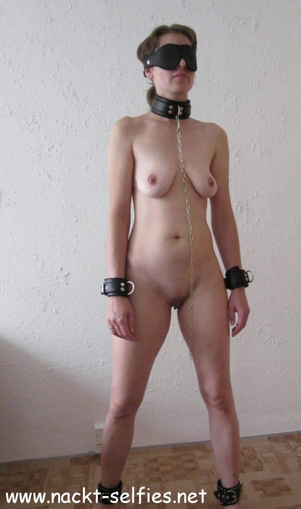 Sklavin bondage