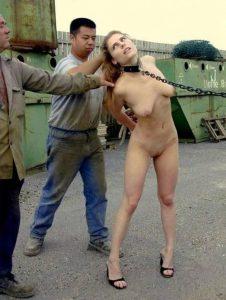 sklavin wird missbraucht