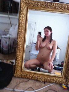 spiegel teen nackt selfie privat